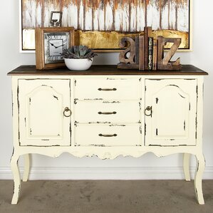 Wood Buffet by Cole & Grey