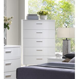 Branchville 5 Drawer Chest by A&J Homes Studio Best Design