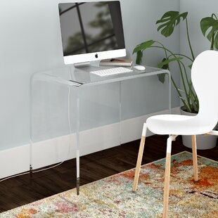 Compare prices Channing Writing Desk By Mercury Row