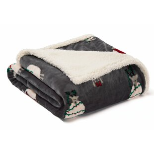 Sheep Sherpa Throw