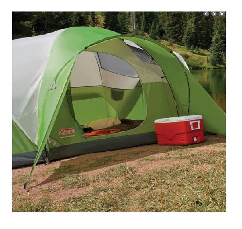 Montana 6 Person Tent  sc 1 st  Wayfair & Coleman Montana 6 Person Tent u0026 Reviews | Wayfair