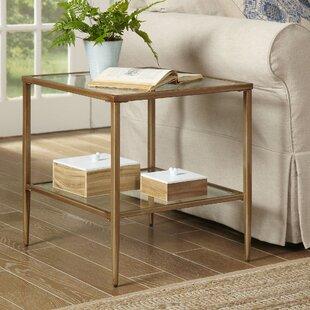 Birch Lane™ Nash Double Shelf End Table