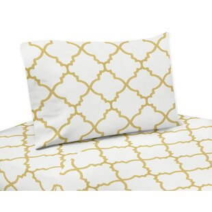 Sweet Jojo Designs Trellis Sheet Set