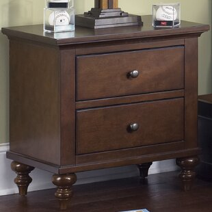 Liberty Furniture Abbott Ridge 2 Drawer Nightstand