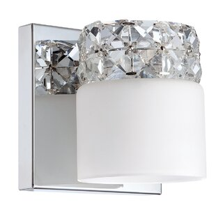 Inexpensive Vellase 1-Light Bath Sconce By Kendal Lighting