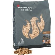 Hickory Wood Chips By Landmann