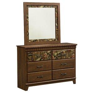 Hayward 5 Drawer Dresser by Loon Peak