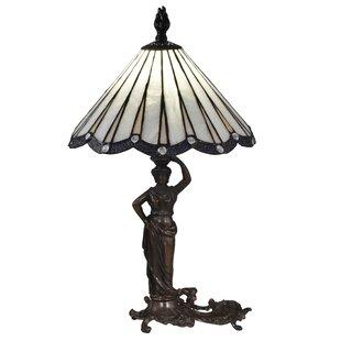 Samuel 20 Lady Tiffany Table Lamp