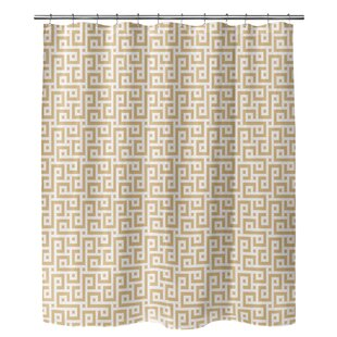 Odin Single Shower Curtain