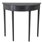 Spotts 31.8 Solid Wood Console Table by Darby Home Co
