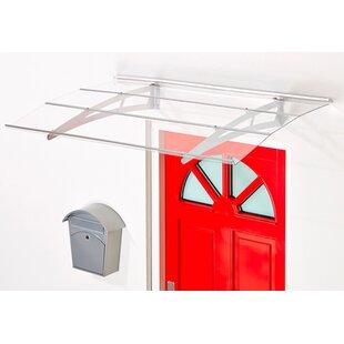 Stillmore W 1.40 X D 0.88m Door Canopy By Sol 72 Outdoor