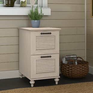 Kathy Ireland Office by Bush Volcano Dusk 2-Drawer Vertical Filing Cabinet
