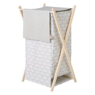 Reviews Truett Laundry Hamper ByHarriet Bee