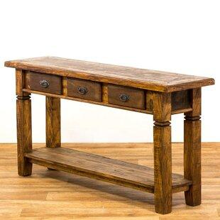 Loon Peak Oreland Console Table
