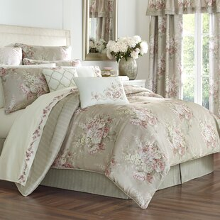Howth Polyester 3 Piece Comforter Set
