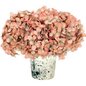Hydrangea in Mercury Vase