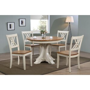 Deco 5 Piece Dining Set by Iconic Furniture