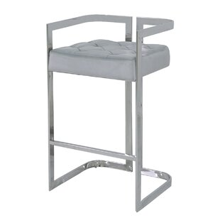 Isidro 60cm Bar Stool By Canora Grey