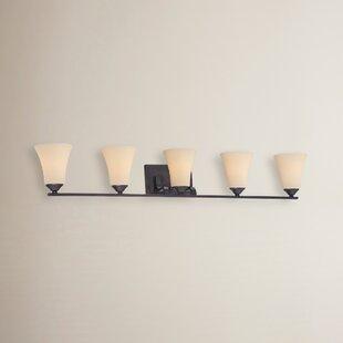 Alcott Hill Oakside 5-Light Vanity Light