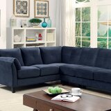 Gaffney Left Hand Facing Sectional by Darby Home Co