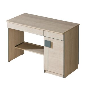 Castro 110cm W Writing Desk By Isabelle & Max