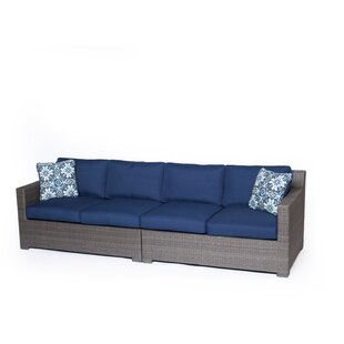 Ashdown 2 Piece Loveseat Seating Group with Cushions