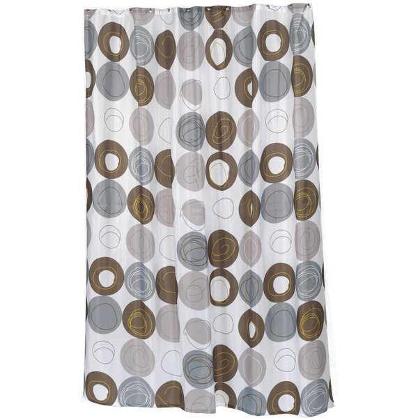 Ben And Jonah Madison Shower Curtain