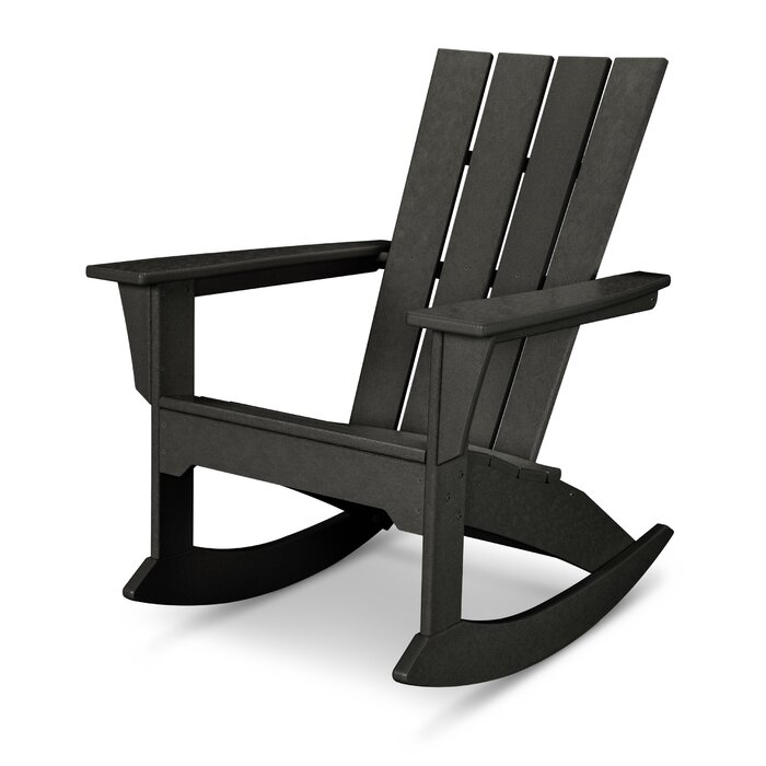 Surprising Quattro Plastic Rocking Adirondack Chair Ocoug Best Dining Table And Chair Ideas Images Ocougorg