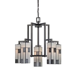 Designers Fountain Bradley 6-Light Shaded Chandelier