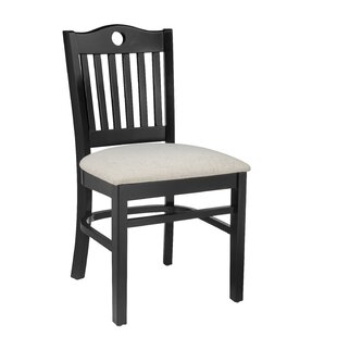 Winston Porter Newburyport Solid Wood Dining Chair