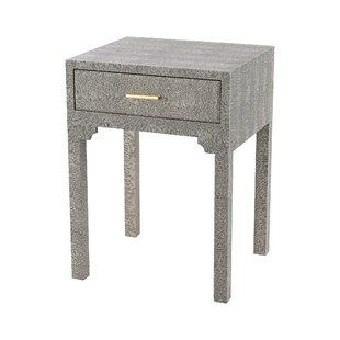 Atkinson End Table with Drawer by Mercer41