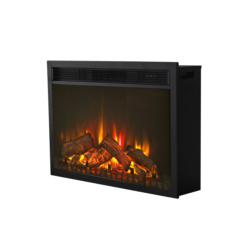 Red Barrel Studio Mischa Electric Fireplace Insert Reviews Wayfair