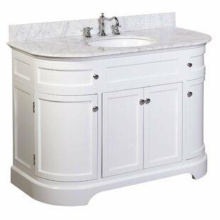 Montage 48 Single Bathroom Vanity Set By Kitchen Bath Collection