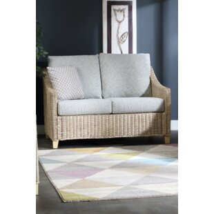 Carly 2 Seater Conservatory  Sofa By Beachcrest Home