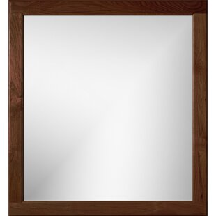 Purchase Simplicity Rounded Edge Framed Mirror By Strasser Woodenworks