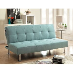 Boddie Convertible Sofa by Mercury Row