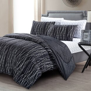 Whittingham 6 Piece Reversible Comforter Set