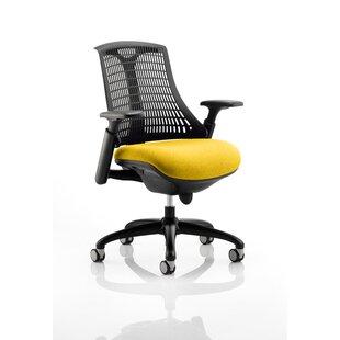 Flex Mid-Back Desk Chair By Symple Stuff
