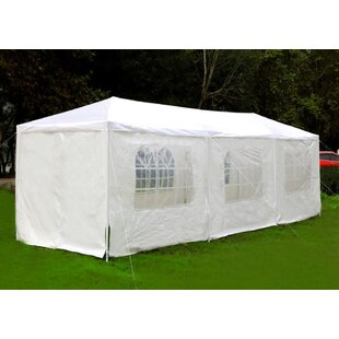 30 Ft. W x 10 Ft. D Steel Party Tent by MCombo