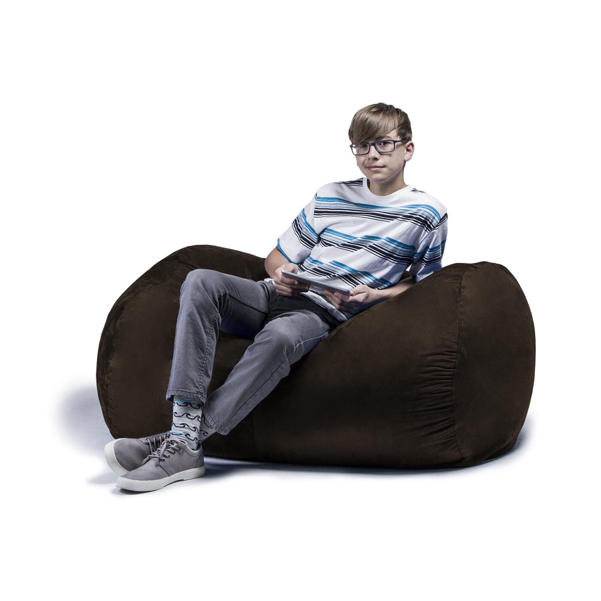 Marvelous Jaxx Jr Bean Bag Lounger Unemploymentrelief Wooden Chair Designs For Living Room Unemploymentrelieforg