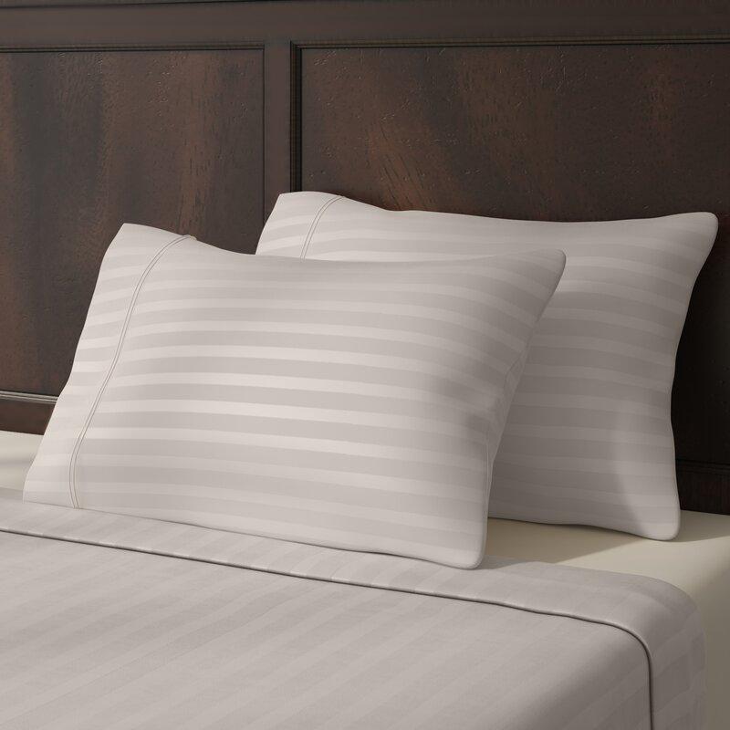 Red Barrel Studio Ursine 400 Thread Count 100 Cotton Sheet Set Reviews Wayfair