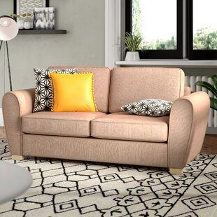 Barrette 3 Seater Sofa Bed By Ebern Designs
