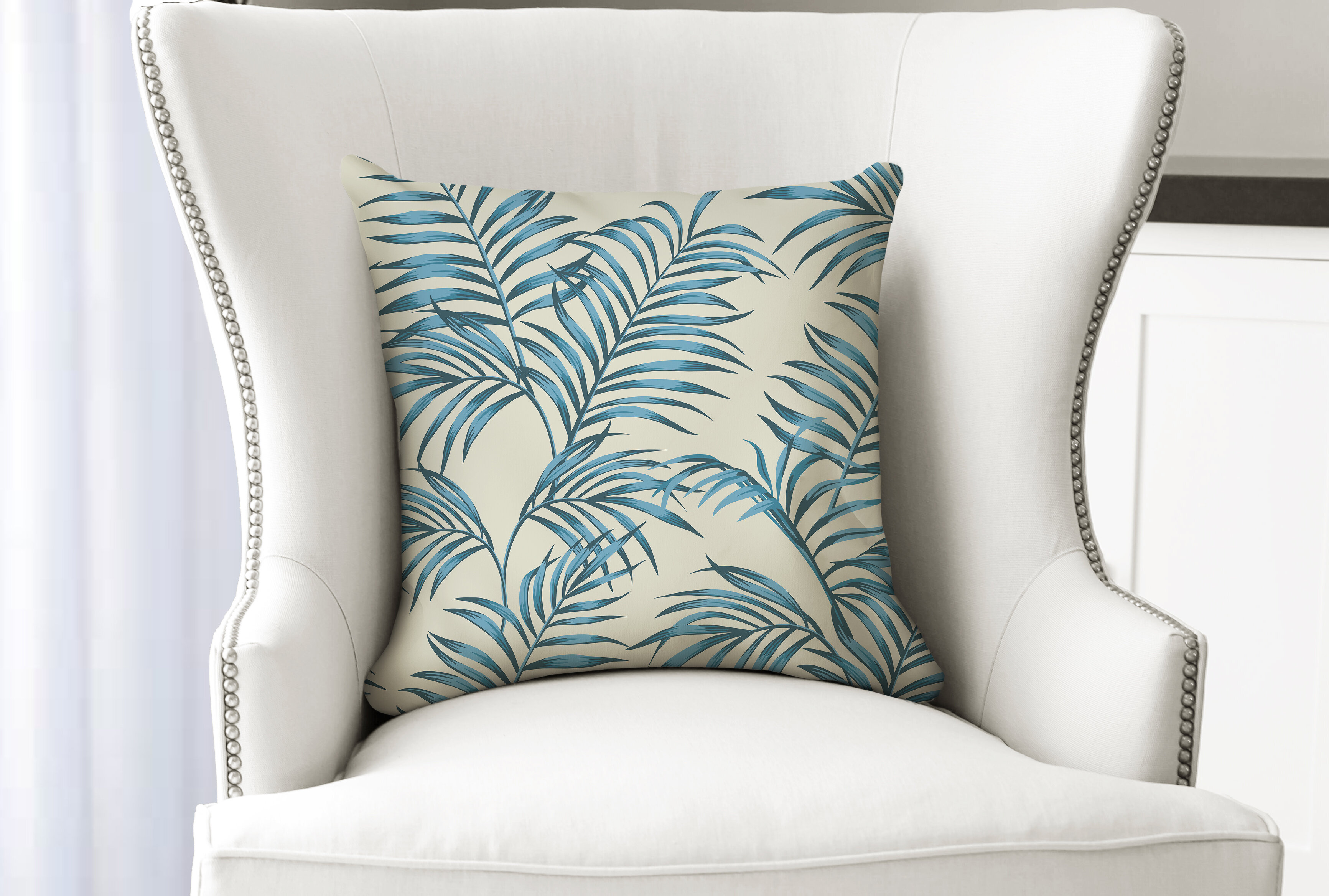 Eco Fill Tropical Throw Pillows You Ll Love In 2021 Wayfair
