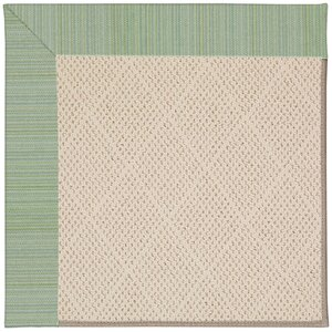 Zoe Beige Indoor/Outdoor Area Rug