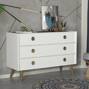 Duwayne 3 Drawer Chest By 17 Stories