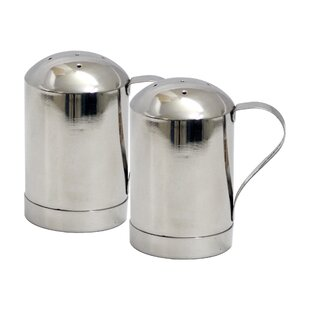 Salt & Pepper Shakers Set