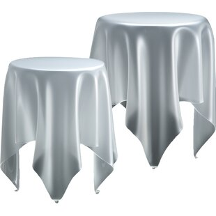 Grand Illusion End Table by Essey
