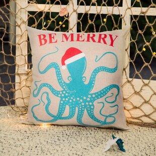 Octopus Pillow Cover