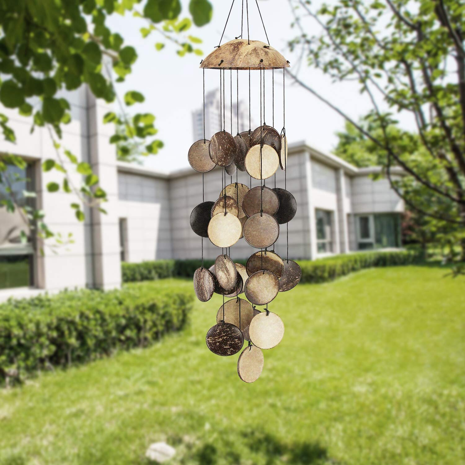 Wind Chimes And Bells World Menagerie Lawn Garden Accents You Ll Love In 2021 Wayfair