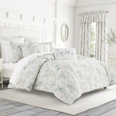 Mcleod Comforter Set Ophelia & Co. Size: King Comforter + 2 Shams